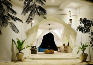 Privat luksusresort i Zanzibar