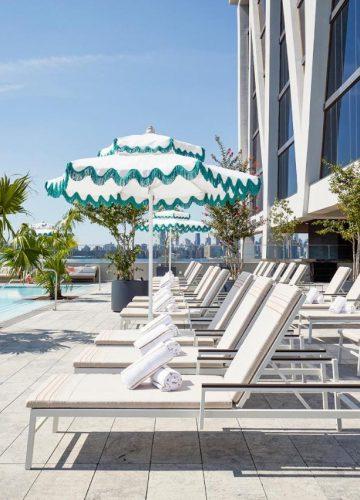 New Yorks hippeste hotell