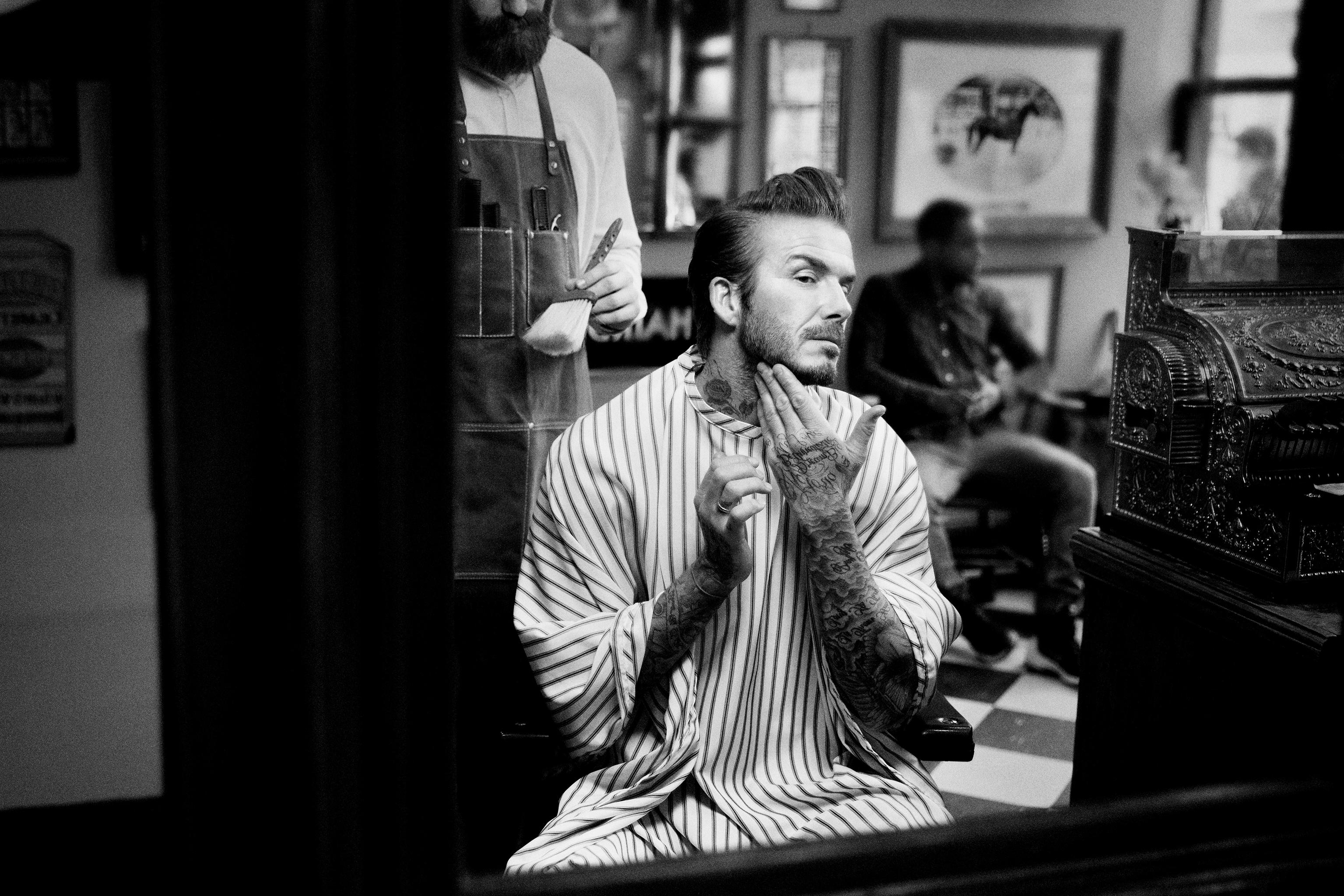 Nå har det blitt enda enklere å se ut som David Beckham
