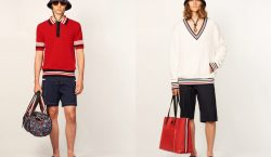 Tommy Hilfiger lookbook vår/sommer 2018
