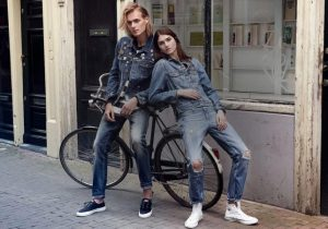 Scotch & Soda lookbook vår/sommer 2018