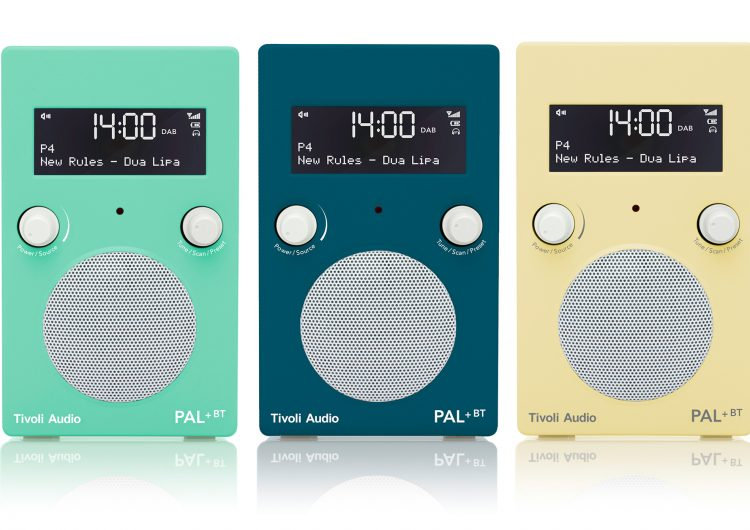 Tivoli lanserer PAL+ BT (DAB i limited edition