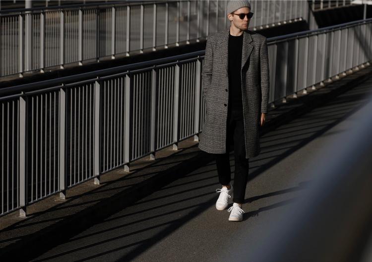 Fredrik Risvik tipser om hvordan sneakersene holdes rene og nye – alltid