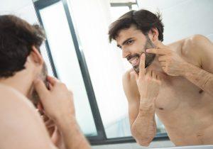 Sliter du med kviser eller inngrodde hår og nupper etter barbering?