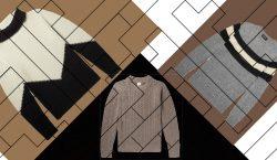 De 20 fineste strikkegenserne for menn i høst