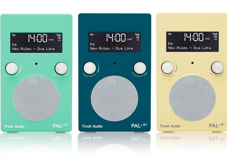 Tivoli lanserer PAL+ BT (DAB i limited edition